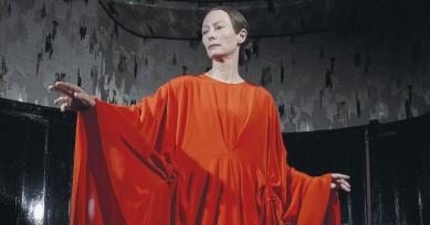 Tilda Swinton como Madame Blanc